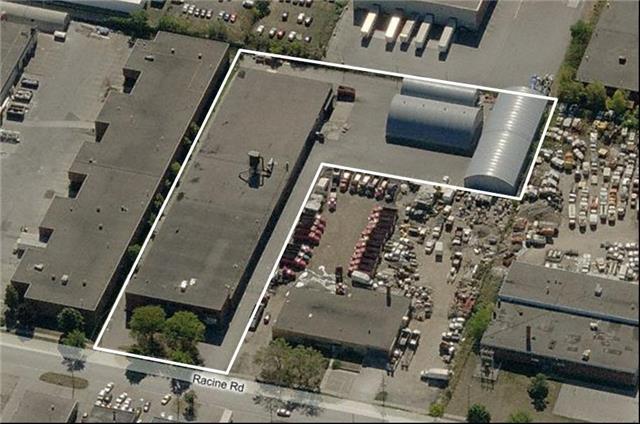 Commercial Property 41 Racine Road